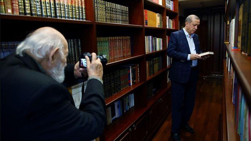Erdoğan'dan Ara Güler mesajı: Ustayı saygıyla hatırlayacağız