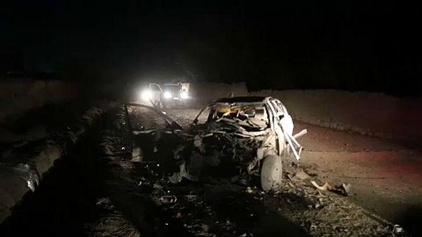Afganisztán: merénylet cseh katonák ellen