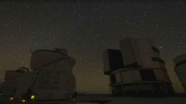 دورترین و بزرگترین مجموعه اجرام سماوی کشف شد