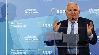 Daul: senki nem kérte a Fidesz kizárását a Néppártból