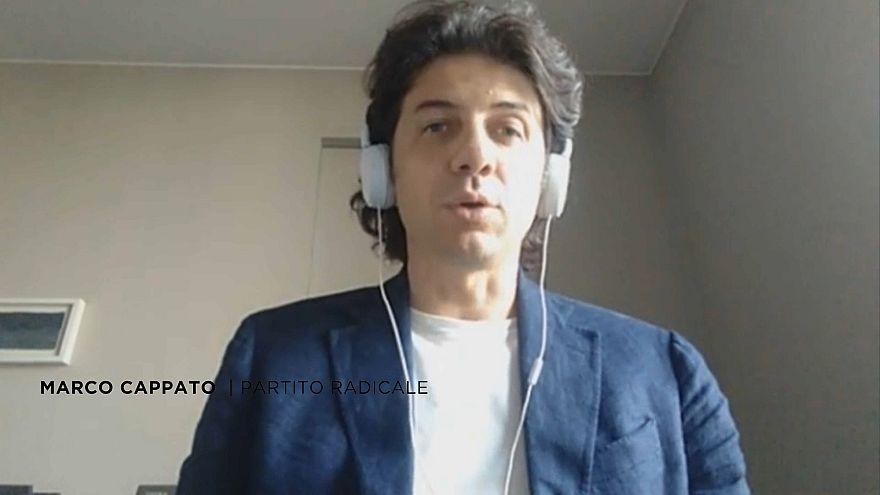 Marco Cappato a euronews, in attesa della pronuncia della Corte costituzionale