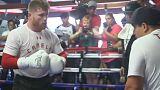 Krőzus lett a mexikói bokszoló