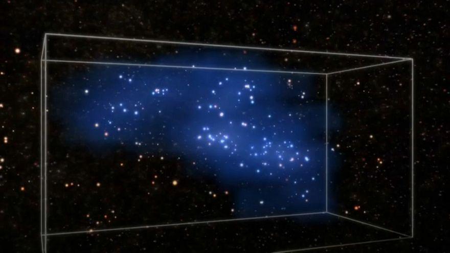 VIDEO: Hallado el cúmulo de galaxias más grande conocido desde Atacama
