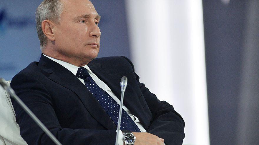 Putyin: Oroszország csak válaszcsapásként vetne be atomfegyvert