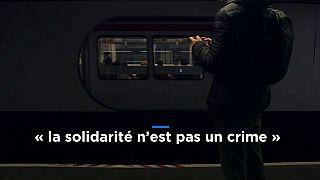 Délit de solidarité dans les transports en commun lyonnais