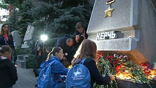 Crimea in mourning after deadly school attack