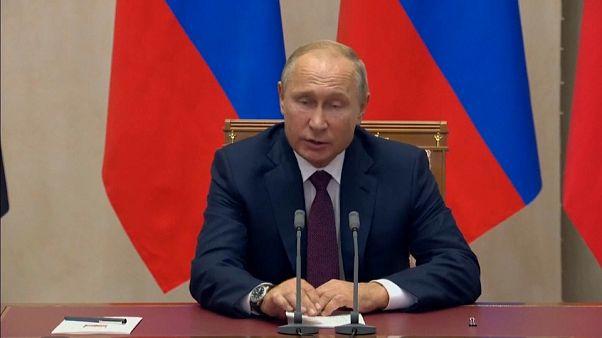 Putin: İran'ın Suriye'den çıkartılması bizim işimiz değil