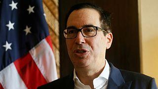 وزیر خزانه داری آمریکا هم از شرکت در نشست اقتصادی ریاض انصراف داد