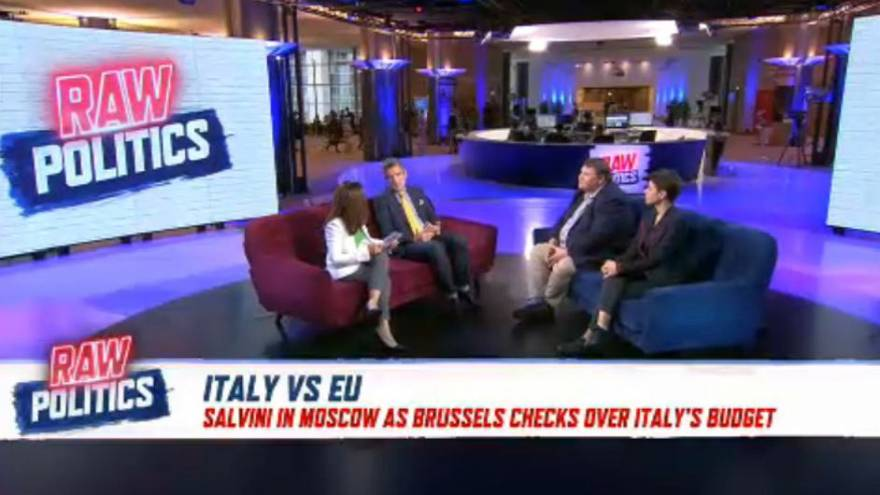 Raw Politics: EU Brussels Summit, a debt-laden Italian budget and EU-Asian trade