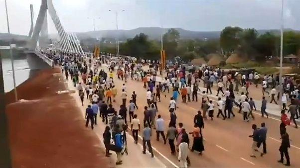 """شاهد: أوغندا تحتفل بجسر """"مصدر النيل"""" على طريقتها"""
