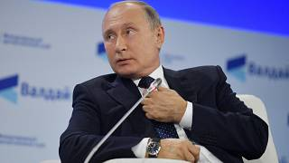 """Putyin: """"csak válaszként használnánk atomot"""""""