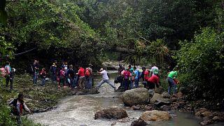 Trump amenaza con cerrar la frontera con México por la caravana de migrantes