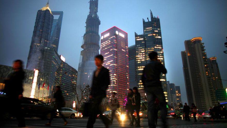 ABD ile girilen ticaret savaşı Çin ekonomisinde büyümeyi yavaşlattı