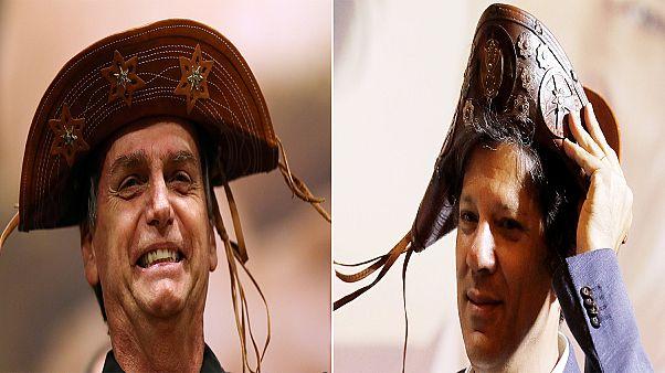 """Haddad acusa Bolsonaro de criar """"organização criminosa"""""""