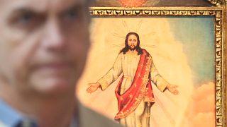 Fake-News-Affäre überschattet Bolsonaro-Wahlkampf