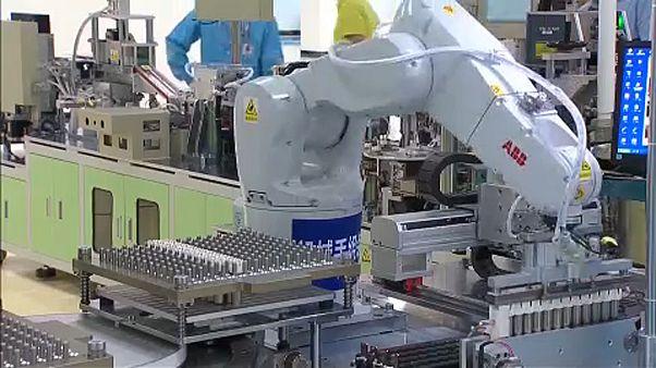 Kίνα: Στο 6,5% υποχώρησε το ΑΕΠ