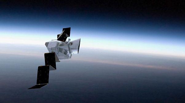 """شاهد: إنطلاق """"بيبيكولومبو"""" في رحلة فضائية لاستكشاف عطارد"""