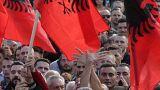 NATO'nun koruduğu Kosova milli ordu için ilk adımı attı