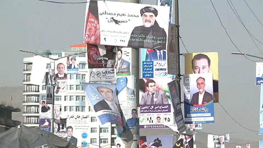 Afghanistan : un scrutin sous haute tension
