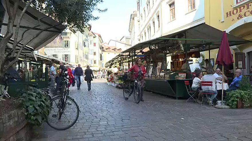 Wahlkampf in Südtirol um doppelte Staatsbürgerschaft