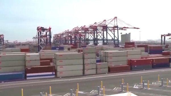 China regista o menor crescimento em nove anos