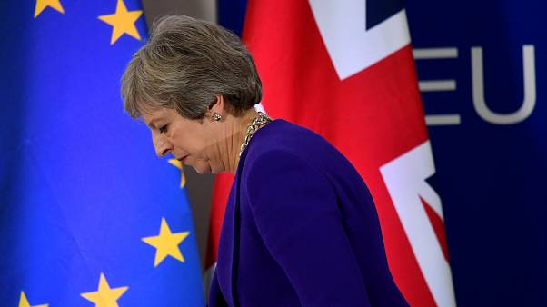 State of the Union: Theresa Mays No-Brexit-Deal und Trumps Saudi-Deal