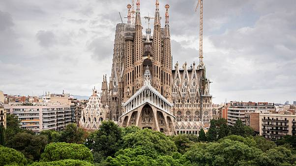 Barcelona S Sagrada Familia Basilica To Pay City 36 Million In Late Permit Fees Euronews