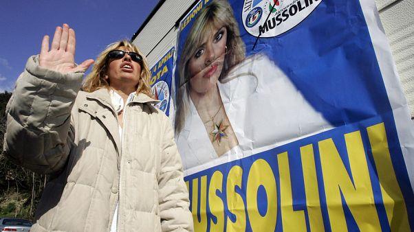 Torun Mussolini, dedesine hakaret edenleri polise ihbar edecek