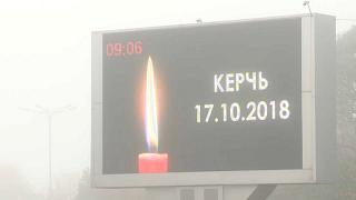 Amoklauf in Kertsch: 20 000 Menschen bei der Trauerfeier
