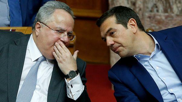 Ελλάδα: Στα άκρα η κόντρα Κοτζιά - Μαξίμου