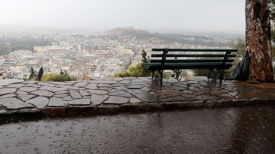 Ελλάδα: «Αναβροχιά» τον Οκτώβριο