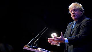 Expectación ante el discurso de dimisión de Johnson en el parlamento