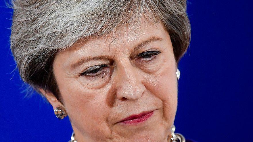 Harter Schlag für May: Brexit-Minister David Davis ist zurückgetreten