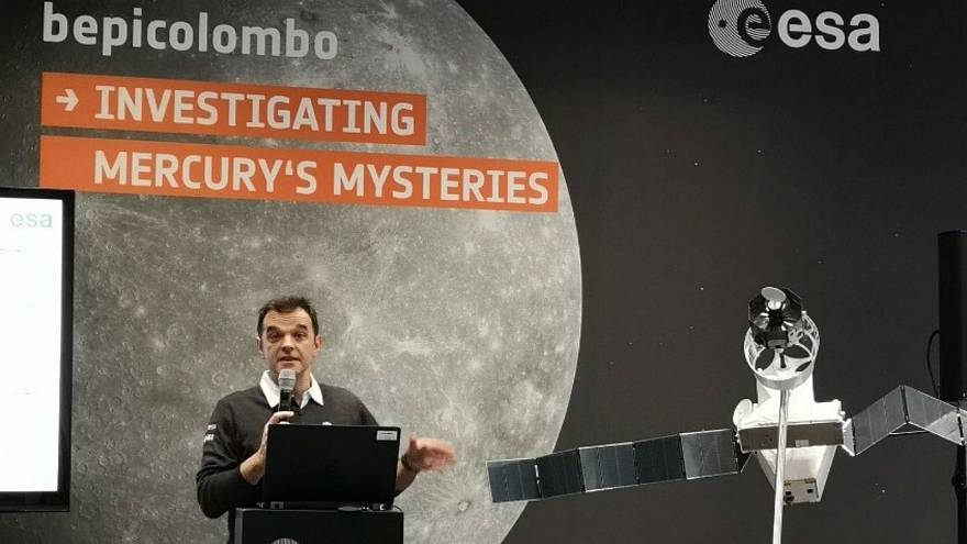 BepiColombo flight director talks mission to Mercury: Exclusive
