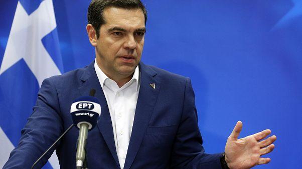 Α. Τσίπρας: «Η κυβέρνηση χαίρει της πλήρους στήριξης της πλειοψηφίας»