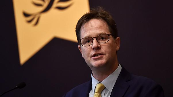 Facebook hires former UK Deputy PM, Nick Clegg