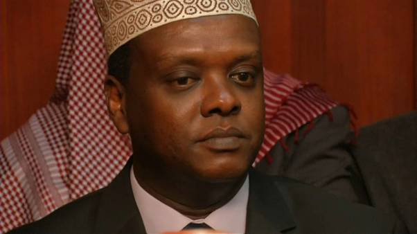 Acusado de corrupción el exministro de Deportes de Kenia