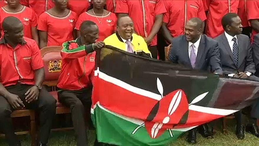 Обвиняется экс-министр спорта Кении