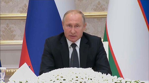 Putin, İstanbul'da Suriye'nin yeniden inşasını tartışmak istiyor