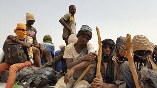 """En Níger, el Gobierno actúa como """"la policía europea de la migración"""""""