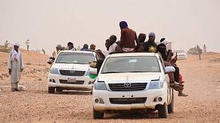 Нигер: перевалочный пункт мигрантов