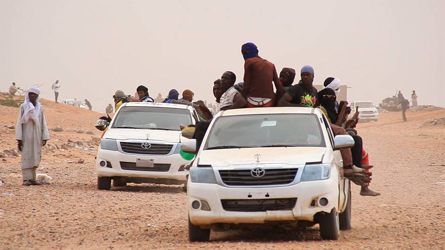Dünyanın en yoksul ülkelerinden Nijerliler AB'yi sadece kendi çıkarlarını korumakla suçluyor