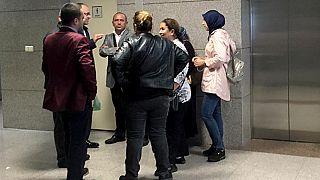 Cemal Kaşıkçı soruşturmasında konsolosluk çalışanları ifade veriyor