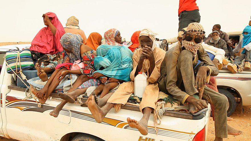Niger - Europas Migrationspolizei
