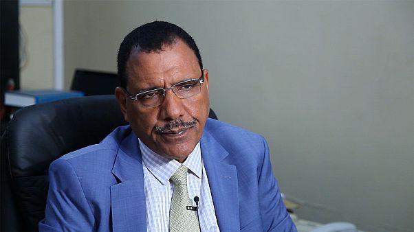 """Mohamed Bazoum : """"Il y a un potentiel de place pour certains profils de jeunes Africains en Europe"""""""