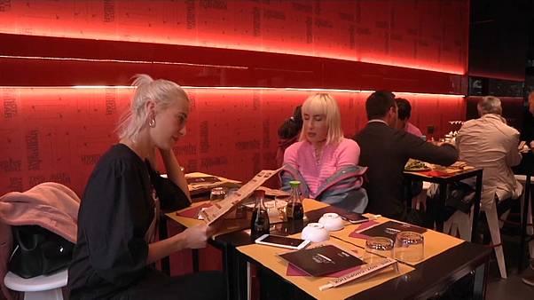 VİDEO | Instagram hesabı olanlar bu İtalyan restoranında bedava yemek yiyebiliyor