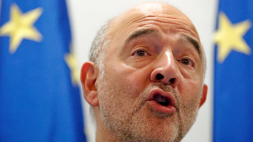 Προσπάθεια της ΕΕ να χαμηλώσει τους τόνους με την Ιταλία