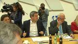 Koalitionsverhandlungen in Bayern: Auftakt und gleich Zeitdruck