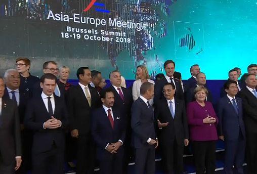 Face au protectionnisme rampant, l'UE soigne ses accords commerciaux