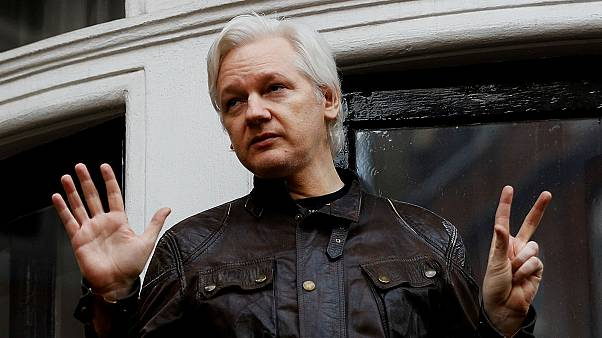 WikiLeaks: Assange sues Ecuador government for 'violating his fundamental rights'